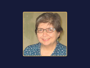 Turning Pages Board Member, Ginny Braddock